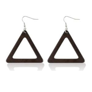 NWT wood earrings! 4/$13